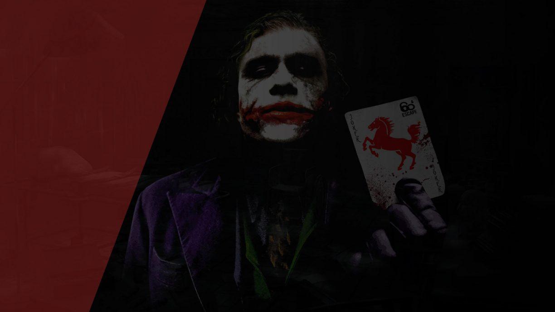 Cheval du Joker - Game