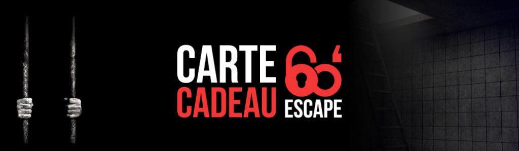 Carte Cadeau Escape Room