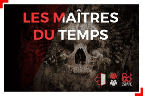 Les maître du temps - Escape Game Paris