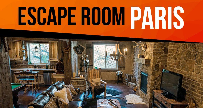 Escape room à Paris