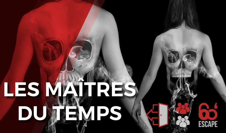 Image - Les Maîtres du temps - Escape Game Paris