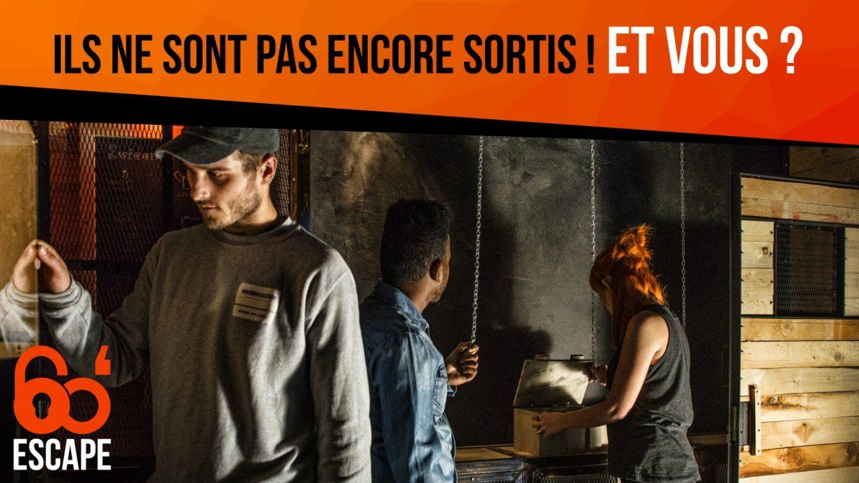 Réserver Un Escape Game à Paris